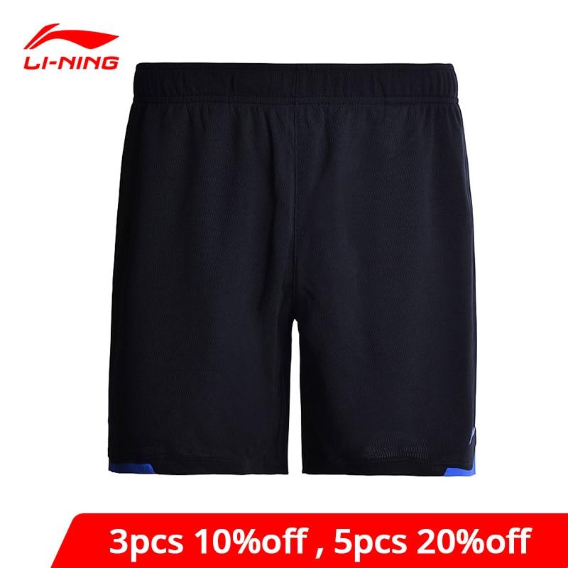 Li-Ning Women Badminton Shorts Competition Bottom ATDry Breathable 100% Polyester li ning LiNing Sports Shorts AAPM132 WKY112