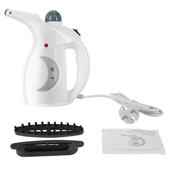 Popular Garment Steamer High-quality PP 200 Ml Portable Clothes Iron Steamer Brush For Home Humidifier Facial Steamer Blush