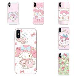 На Алиэкспресс купить чехол для смартфона pink cartoon my melody little twin stars pattern for xiaomi redmi mi 4 7a 9t k20 cc9 cc9e note 7 8 9 y3 se pro prime go play