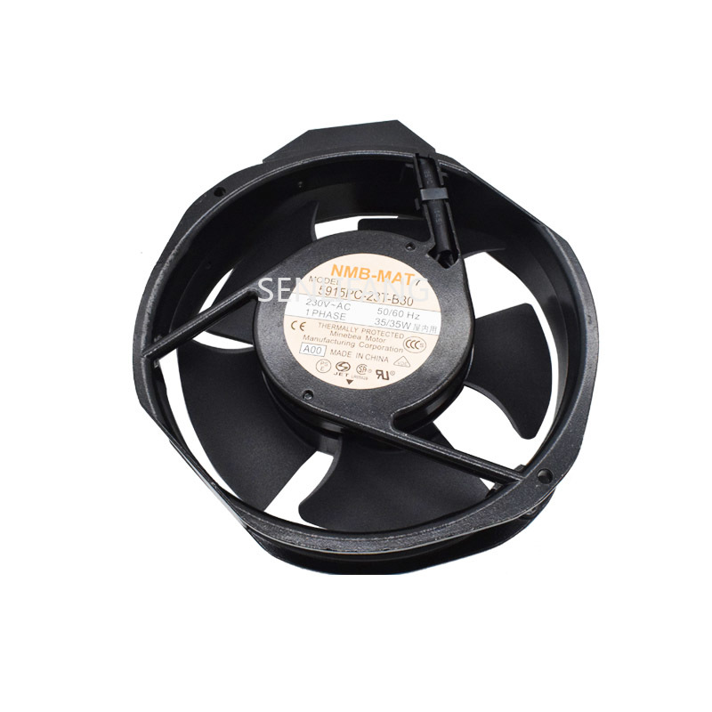 For 5915PC-23T-B30 A00 AC 230V 35W 170x150x38mm Server Cooler Fan