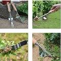 Ручная вилка для сорняков  металлическая ручная садовая деревянная ручка  съемник для рытья  инструмент для прополки  инструменты для выращ...