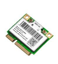 Беспроводной Wi-Fi 6E Bluetooth 3000 AX210HMW AX3000HMW 5,2 Мбит/с для Intel AX210 Mini PCI-E Wifi-карты 802.11ax/адаптер переменного тока, чем AX200