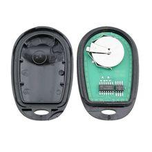 4 кнопки бесключевого входа дистанционный ключ-брелок от машины для Toyota Avalon Solara 2005 2006