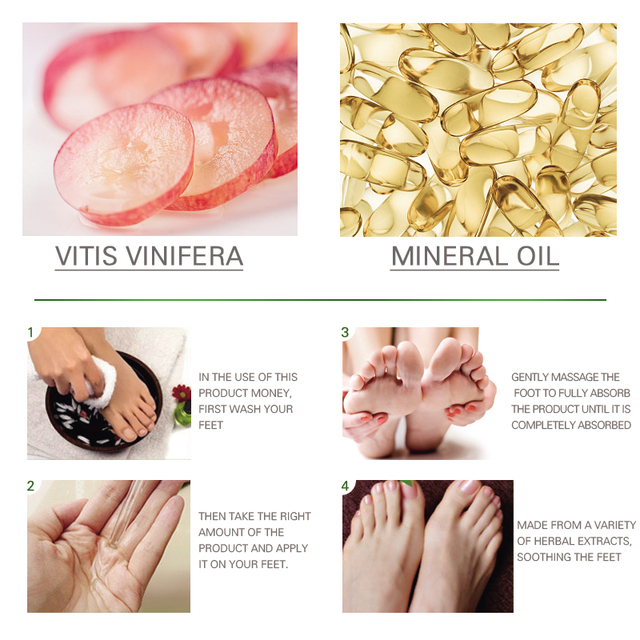 Height Increasing Oil Medicine Body Grow Taller Essential Oil Foot Health Care Products Prompt Bone Growth 4