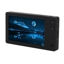 16 グラム Mp5 プレーヤーハイファイビデオ音楽メディア再生ミニ 3.0 インチ tft 画面液晶画面 fm ラジオ