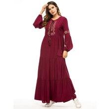 Абаи для мусульманских женщин Катара ОАЭ турецкий исламский Малайзия гофрированный плиссированный хиджаб платье халат Musulmane Кафтан Дубай