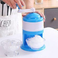 Crusher Ice-Machine Easy-Ice-Shaver Manual Snow Mini Household Handheld Dropship