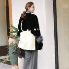 Women Real Fur Coat ...