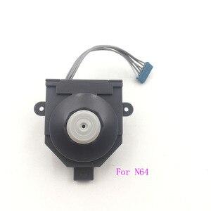 Image 1 - С накатанной головкой аналоговый стик джойстик Gamecube Стиль Для Nintendo 64 контроллер