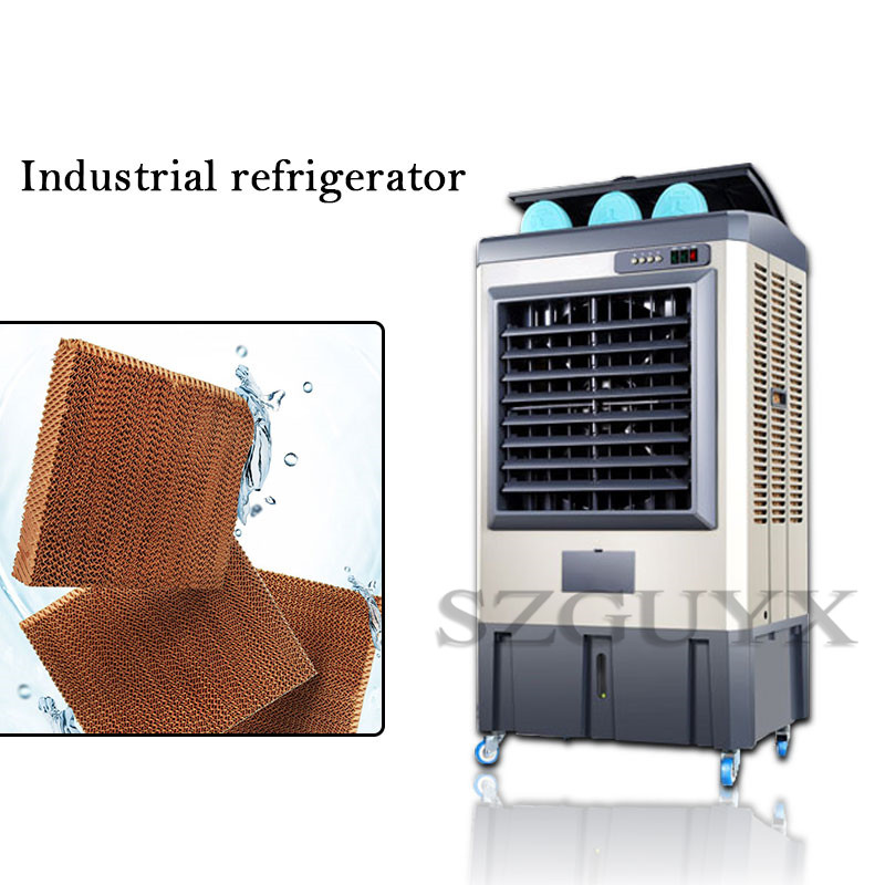 Air Cooler Industrial Air Conditioner Environmentally Friendly Water-cooled Air Conditioning Fan Workshop Cooling