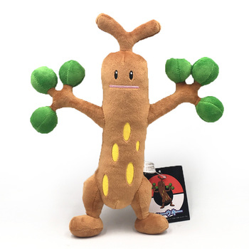 Sudowoodo normal y shiny 32 cm Merchandising de Pokémon