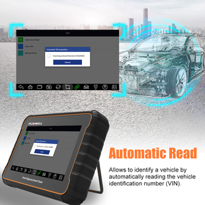Image 5 - Foxwell GT60 OBD2 Professional Car Diagnostic Tool Full System AT ABS SRS DPF EPB 19 Reset Service ODB2 OBD2 Automotive Scanner