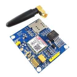 SIM800C макетная плата четырехдиапазонный GSM GPRS модуль поддерживает/TTS/DTMF плата модуль с антенной