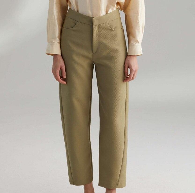 Trousers Classic Casual Pants Grandma Pants 4 Colors Three Yards