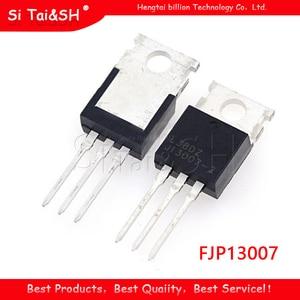 1 шт. /лот FJP13007 TO220 MJE13007 J13007 J13007-2 E13007 транзисторы