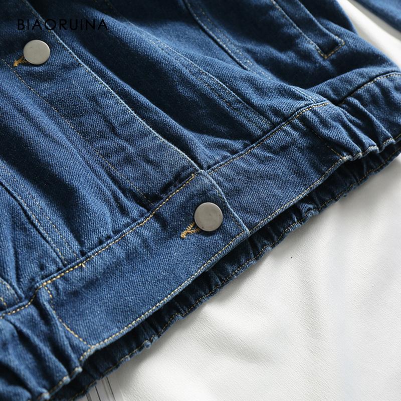Jacket Boyfriend Streetwear Casual 6