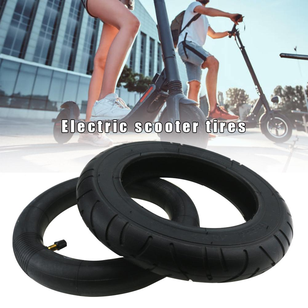 Electric Scooter Tire For Xiaomi Scooter M365 Pro 10 Inch Rubber Tires Electric Scooter Tire Skateboard Hollow Solid Tyre