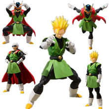 Dragon Ball Z Son Gohan Bergerak PVC Action Figure Toy Anime Dragon Ball Super Gohan Super Saiyan Patung Dbz 140 MM(China)