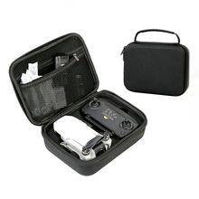 Przenośna wodoodporna nylonowa torba do przechowywania Mini futerał do przenoszenia Box dla DJI Mavic Mini akcesoria do dronów