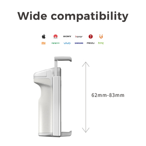 Image 2 - Ulanzi CapGrip Wireless Bluetooth Selfie Booster 2 in 1 Video Photo Phone  Adapter Holder Handle Grip Stand Tripod Mount
