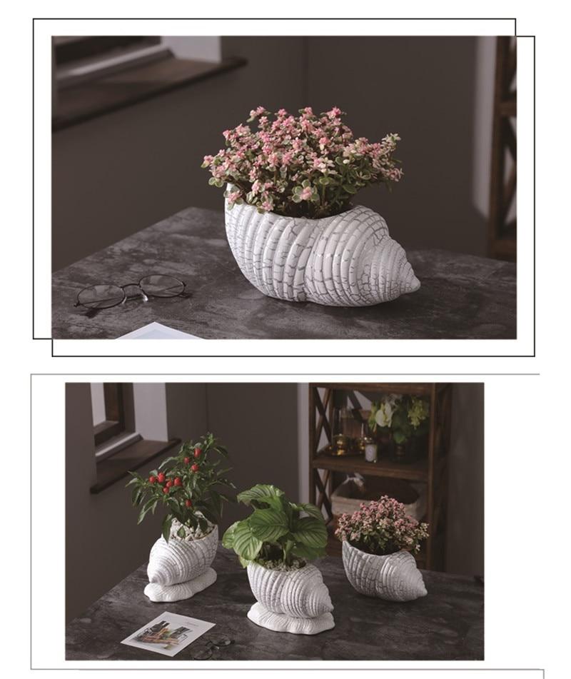 vaso arte flushiness vaso de flores decoração