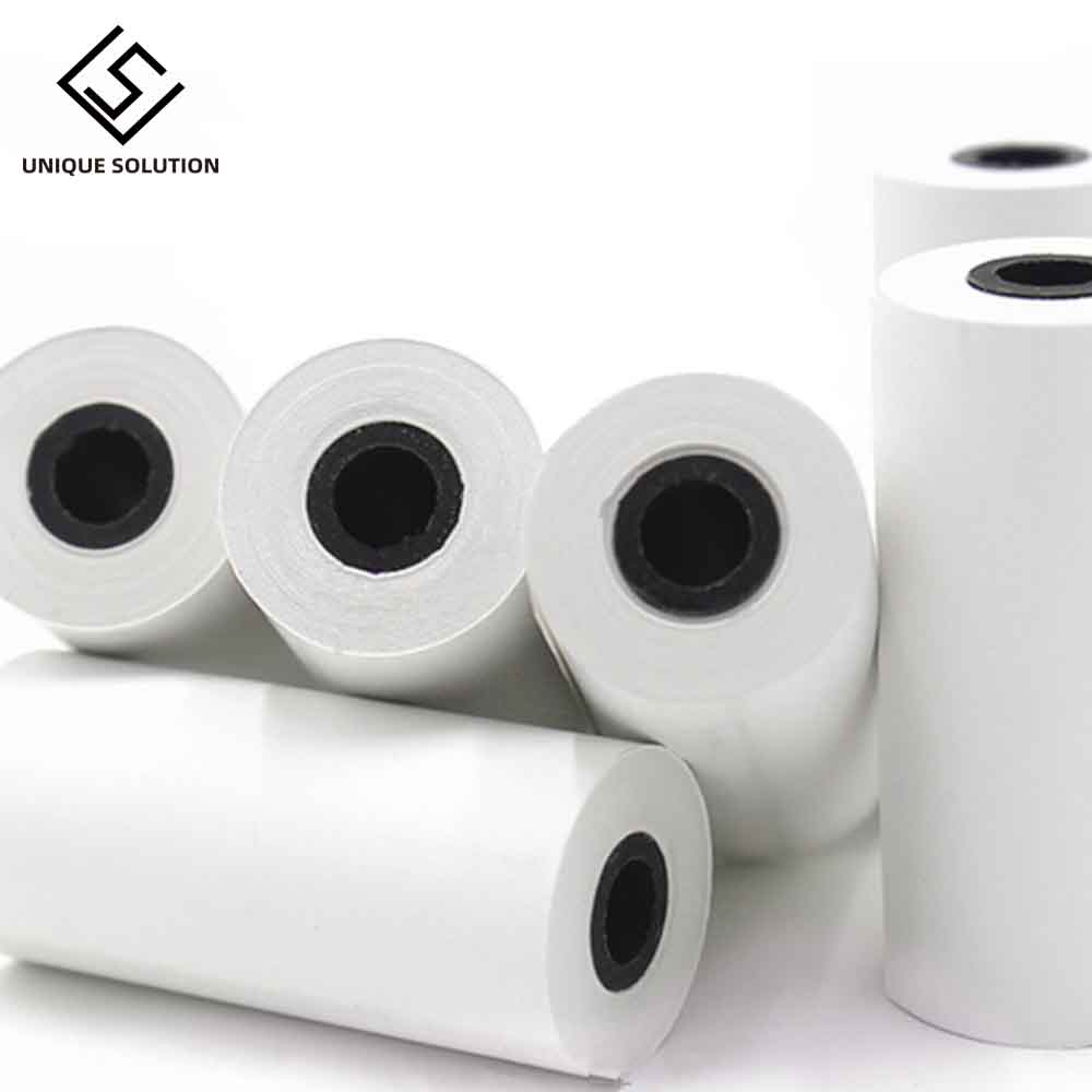 For MEMOBIRD G3 Sticker Printing Paper 57 * 25 Thermal Label Printing Paper Photo Paper Can Paste 3 Volumes-White