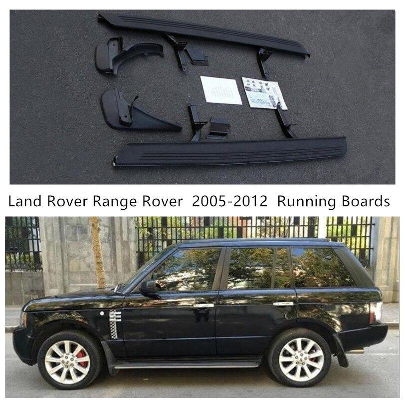RANGE ROVER SPORT 2005-2013 ALUMINIUM ROOF RAIL BARS RACKS GREY COLOUR *NEW*