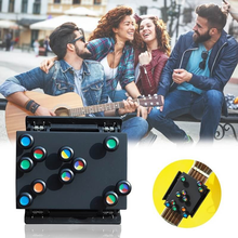 Guitar Chords Teaching Aid Guitar Learning Chords Beginner Teaching Study Practice Aid Pain-proof Finger Booster Chord Accessory