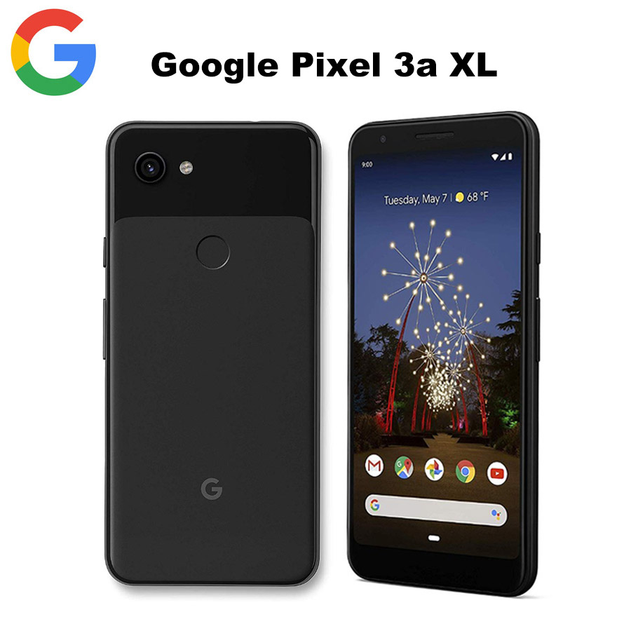 Original US Version Google Pixel 3A XL 4G Mobile Phone 6.04GB 64GB Snapdragon670 OctaCore 12.2MP NFC 3700mAh Android Smartphone image