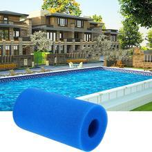 Swimming Pool Foam Filter Sponge Reusable Washable Biofoam Cleaner Sponges Accessories
