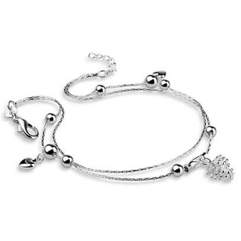 fashion jewelry of anklet for women,girl's 925 sterling silver anklet,foot jewerly