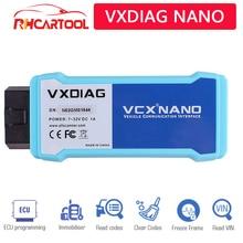 OBD2 VXDIAG نانو لشروليه لبويك رمز القارئ الماسح الضوئي ECU برمجة سيارة التشخيص