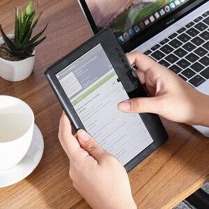 Image 2 - CLIATE 4G8G/16G 7 zoll Ebook reader LCD Farbe bildschirm smart mit HD auflösung digital E buch unterstützung Russische spanisch Portugiesisch