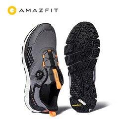Xiaomi Amazfit Antelope Light Smart Shoes 2 спортивные кроссовки GOODYEAR на резиновой подошве со шнуровкой с поддержкой смарт-чипа PK Mijia 2