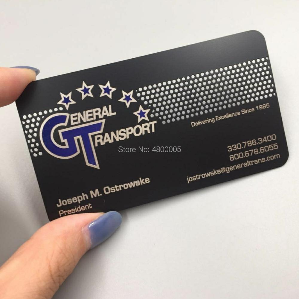 Купить с кэшбэком Custom cheap metal electroform nameplate business card