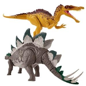 Image 3 - Original 37 ซม.Jurassic World 2 ขนาดใหญ่การแข่งขันไดโนเสาร์รูปแบบการกระทำของTyrannosaurusของเล่นเด็กDragon Oyuncak