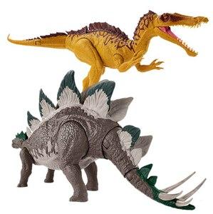 Image 3 - Originale 37 centimetri Jurassic World 2 Grande Competitivo Modello di Dinosauro Action Figure di Tyrannosaurus Giocattoli per I Bambini Drago Oyuncak