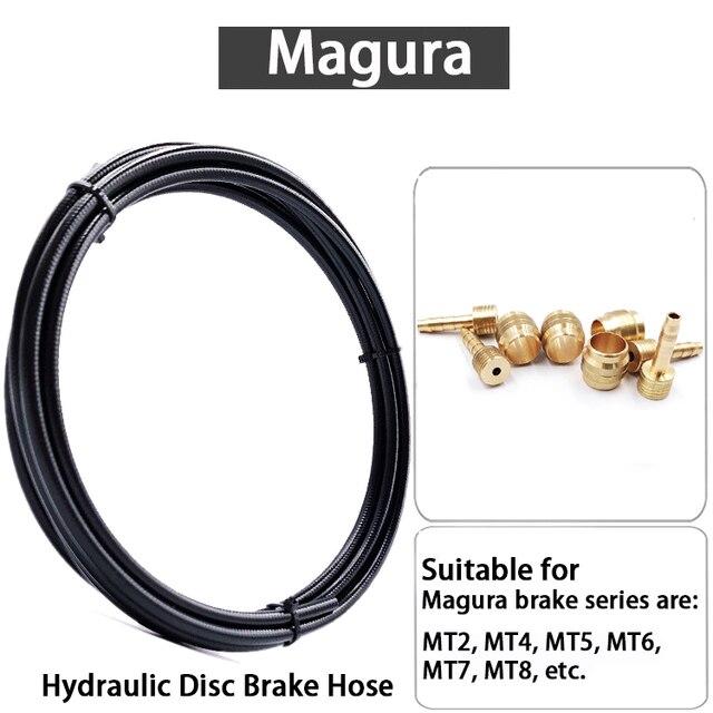 Details about  /16Pcs//set BH59 Bicycle Brake Hose MTB Bike Hydraulic Disc Brake Tube