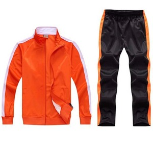 Image 5 - tracksuit men sport suits football training sweat suits school uniform jogging sportswear teengers track suits casual outfits