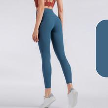 Damskie legginsy jogi legginsy gimnastyczne damskie legginsy sportowe Fitness damskie legginsy treningowe damskie czarne legginsy tanie tanio WOMEN Szybkie suche Pasuje prawda na wymiar weź swój normalny rozmiar