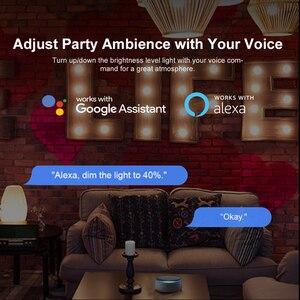 Image 5 - 3/5/10 sztuk SONOFF D1 DIY Wifi przełącznik inteligentny ściemniacz przełącznik światła 433Mhz RF sterowany przełącznik przez eWeLink APP Google Home Alexa