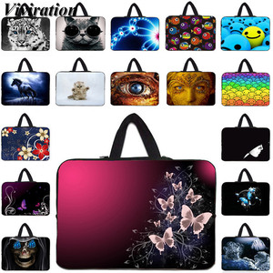 Funda Laptop Bag 17 15 13 12 14 17.3 11.6 Inch Sleeve Chromebook Case Universal Carry Tablet 10 Cover For iPad Chuwi Lapbook Pro(China)