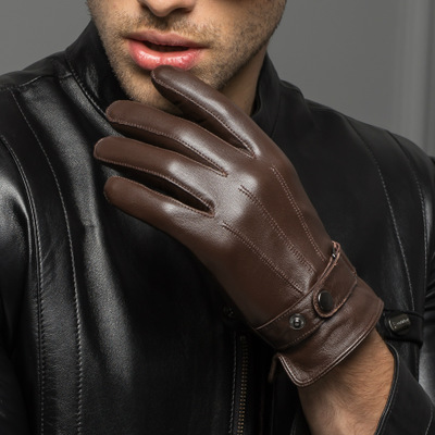 Spring/Winter Real Leather...