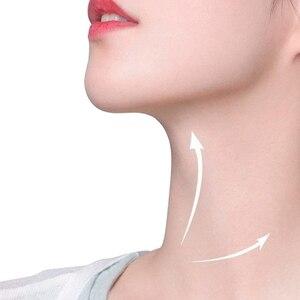 Многоразовая силиконовая Прозрачная накладка на грудь против морщин, патч для удаления морщин, уход за кожей лица, Антивозрастная накладка ...