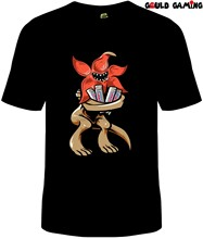 Demogorgon Strnager Cose T-Shirt Unisex in Cotone Tv Mostro di Halloween Formati Nuovo(China)