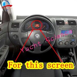 Image 5 - ハーフサイズダッシュボード計器クラスタ VDO LCD 表示画素修理 Vw トゥーランパサートティグアンゴルフ 5 Caddy Jetta シートトレド