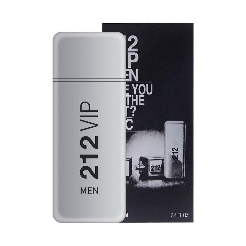 LAIKOU Brand Perfume Fragrance Men 100ML Long Lasting Parfum 212 Spray Glass Bottle Portable Classic Cologne  Gentleman Perfumes