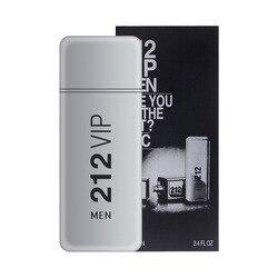 LAIKOU marca Perfume fragancia hombre 100ML de larga duración Parfum 212 botella de vidrio espray portátil clásico Perfume Caballero
