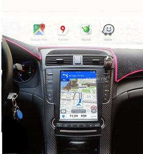 Image 2 - אנדרואיד 8.1 ROM32GB אוקטה core עבור אקורה TL 2004 2008 רכב רדיו GPS ניווט נגן רדיו מולטימדיה