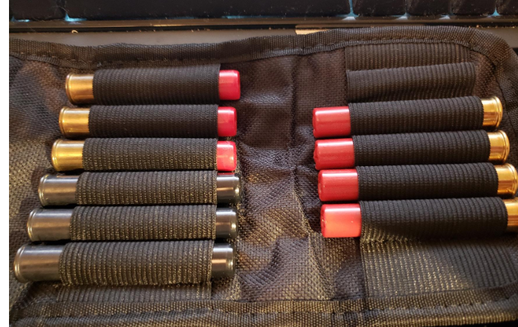 Rifle Bullet Cartridge Holder Carrier Pouch for .30-06 303 308 Cartridge Ammo